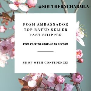 Other - SHOP WITH CONFIDENCE! POSH AMBASSADOR!